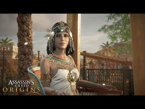 Assassin's Creed Origins All Cleopatra Scenes