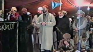 1/2 Great Naat at Sheher e Aitekaf Minhaj ul Quran 27th of Ramdan (Shab e Qader)