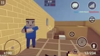 Block Strike   Sobrevivência Zumbi   Zombie Surviv   720P HD
