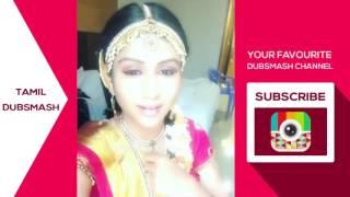 Raja Rani Alya Manasa Tamil Cute Dubsmash | Raja Rani Vijay TV Actress  Semba Cute Tamil Dubmash