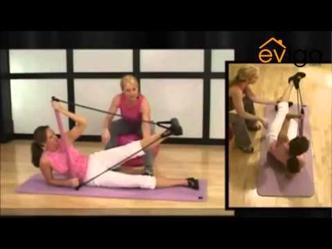 Pilates Aleti Portable Pilates Studio - Evigo.com.tr