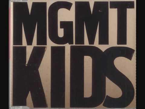 MGMT - Kids (Radio Mix)
