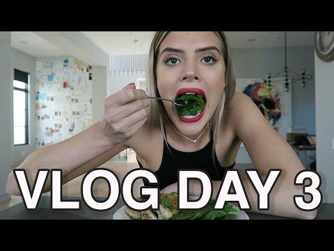 Alissa Violet - VLOG Day 3