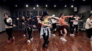 Deorro & Chris Brown - Five More Hours | choreography Qoo