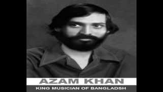 Azam Khan - O Chand Shundor Rup Tomar