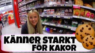 Vlogg | Häng med mig och storhandla mat