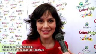 Simona Balanescu - ColonHelp Junior
