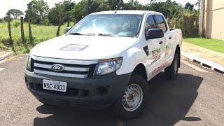 Avaliação Ranger XL 2.2 Diesel 4x4 | Canal Top Speed