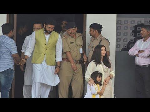 बंगले के बाहर खड़े अभिषेक मिलाते रहे फोन, पापा का वो झूठ बना वजह - Abhishek Bachchan Aishwarya Rai