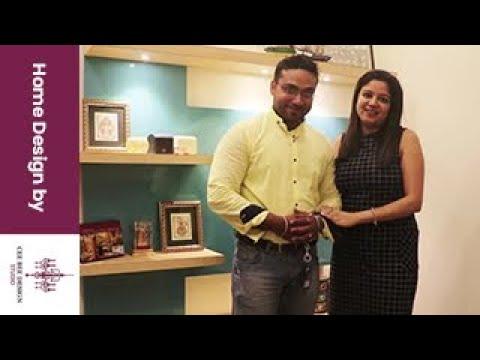 3 BHK Apartment Interior Design - Cee Bee Design Studio - interior designer Bangalore, Mumbai