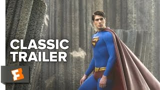 Superman Returns (2006) Official Trailer #1 - Superhero Movie HD