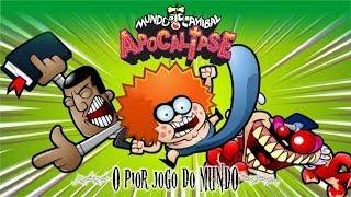 Mundo Canibal Apocalipse - Abertura do JOGO!