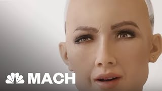 5 Science And Tech Predictions For 2018   Mach   NBC News