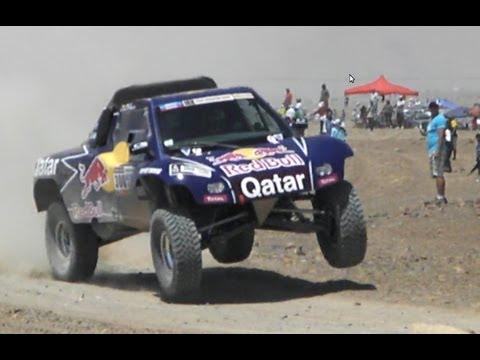 Rally Dakar 2013 Peru Argentina Chile 5ta Etapa El Rugir de los Coches Tacna Perú
