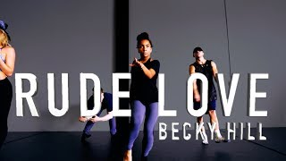 Rude Love - Becky Hill | Brian Friedman Choreography | The Brea Space