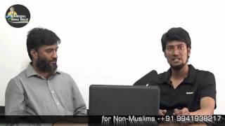 நான் பெற்ற நேர்வழி ᴴᴰ┇Rafeequl Islam (ME) @ Sakthivel┇Tamil Hindu Convert to Islam