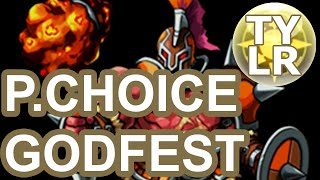 [Puzzle & Dragons] Players' Choice Godfest - May 2015