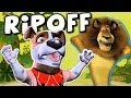 The HORRIBLE Madagascar Movie RIPOFF! (Life