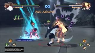 Naruto Ultimate Ninja Storm 4 Combo video