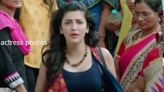 Shruthi Hassan Hottest Bouncing Edit Slowmotion | Actress Photos