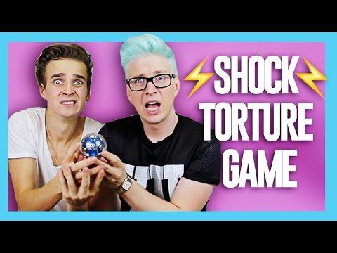 Xxx Mp4 The Shock Torture Game Ft Joe Sugg Tyler Oakley 3gp Sex