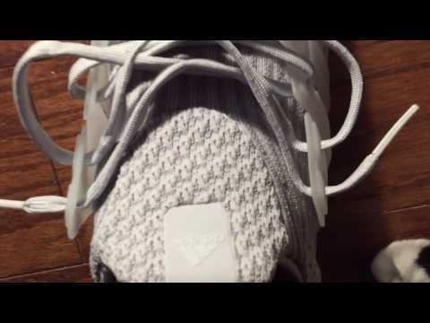 Adidas UltraBOOST 3.0 Gray BB 6059 Size 10.5 Ultra Boost