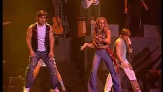 02. Casi Ángeles [Dance] (Teen Angels - En Vivo En Israel)