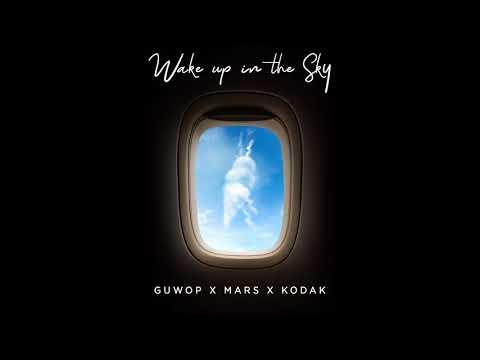 "Gucci Mane, Bruno Mars, Kodak Black - ""Wake Up In The Sky"" [Official Audio]"