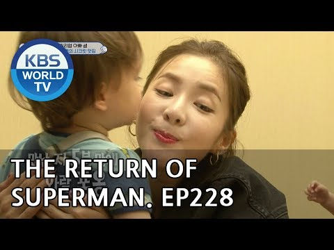 Xxx Mp4 The Return Of Superman 슈퍼맨이 돌아왔다 Ep 228 Looking At The World Through Your Eyes ENG IND 2018 06 10 3gp Sex