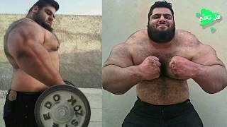 13 رجلا من أضخم الرجال في العالم ..من بينهم شاب سعودي !!!