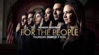 For The People Season 2 Trailer (HD)