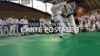 Carte postale vidéo 3 de Montpellier