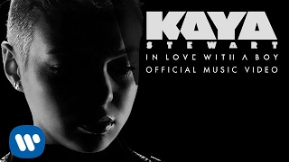 Kaya Stewart - In Love With A Boy (Official Music Video)