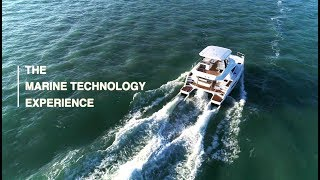 THE MARINE TECHNOLOGY EXPERIENCE: Proven by Adventure
