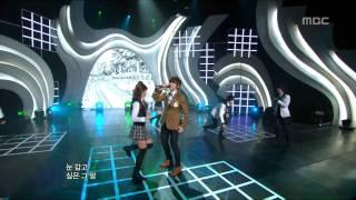 K.will - My Heart Beating, 케이윌 - 가슴이 뛴다, Music Core 20110319