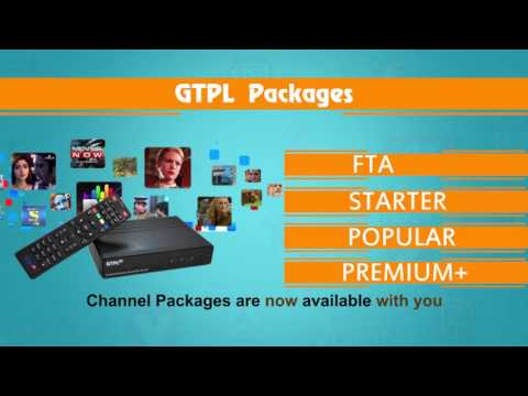 GTPL Channel Packages