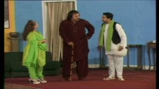 Rent a Wife - Pakistani Stage Show | Naseem Vicky,Tariq Tedi & Deedar | Full Comedy Stage Show
