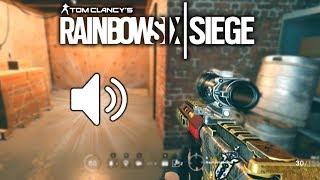 VOICE CHAT GLITCH - Rainbow Six Siege [German/HD] - part 63