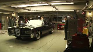 Green Hornet - Behind the Scenes Video 2