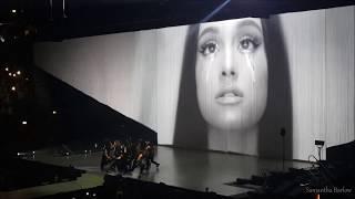Ariana Grande - Be Alright/Everyday (HD) Manchester Dangerous Woman Tour 22.5.17 | Samantha Barlow