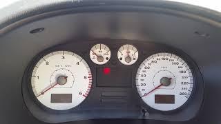 VCDS Test Zegarów - Seat Leon mk1 1.9 ARL