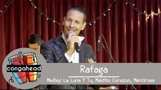 Rafaga performs Medley: La Luna Y Tu, Maldito Corazon, Mentirosa