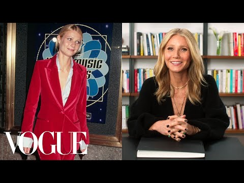 Gwyneth Paltrow Breaks Down 13 Looks From 1995 to Now Life in Looks Vogue