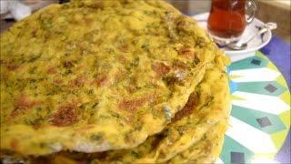 خبز لحم , اكلات عراقيه ام زين  IRAQI FOOD OM ZEIN
