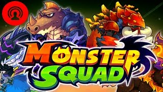 Monster Squad | VOLTS CASTLE RAID UPDATE ?? | QUICK STREAM | MILANO GAMES WEEK