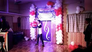 Dafli Wale Dafli Baja Dubstep Dance Choreography By Nehal ( Axz_Dubby )