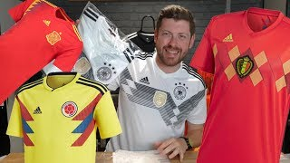 Perfect FAKE World Cup Kits Unboxing!