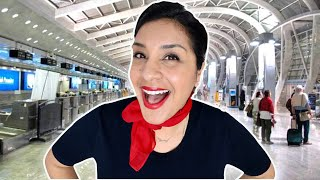 10 BEST AIRPORT TIPS - From a FLIGHT ATTENDANT - Travel Hacks