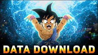 SURPRISE DATA DOWNLOAD! UNIVERSAL SPIRIT BOMB GOKU IS HERE! (DBZ: Dokkan Battle)