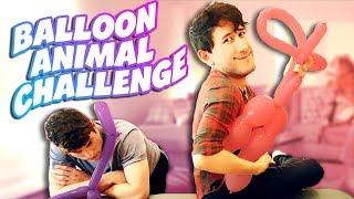 BALLOON ANIMAL CHALLENGE #2